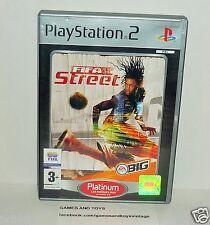 JEU PS2 PLATINUM FIFA STREET REF 50