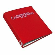 Yanoman Collection Card Binder 4 Pocket Red From Japan