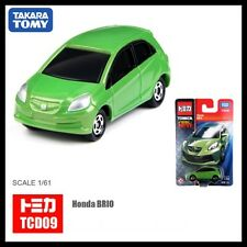 TOMICA COOL DRIVE TCD09 HONDA BRIO 1/61 GREEN TOMY AS-03
