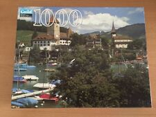 Guild 1000 Piece Puzzle Berner Oberland, Switzerland New Old Stock Sealed