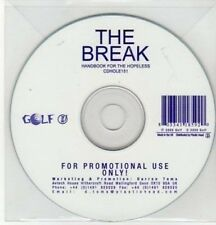 (AY364) The Break, Handbook for the Hopeless - DJ CD