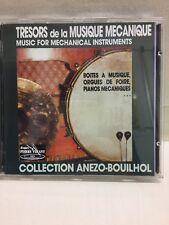 Tresors de la Musique Mecanique Music For Mechanical Instruments