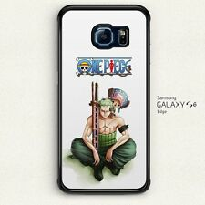 One Piece Anime Chopper And Zoro Case Hard Cover for Samsung Galaxy S6 Edge Case