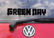 Greenday - Car - laptop- wall - door - Decal Vinyl Sticker
