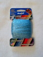 NEEDLOFT CRAFT YARN SAIL BLUE #35 for PLASTIC CANVAS by COTTAGE MILLS