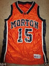 Morton Community College Panthers Illinois Womens Basketball Team Jersey M Med