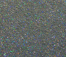 "*Silver Holographic* .008"" Extra Fine Glitter, 1tsp/5g, Dust/Powder for Nail Art"