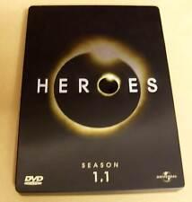 DVD Box Heroes Staffel Season 1.1 Steelbook Metalcase