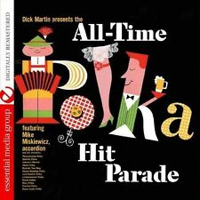 Dick Martin Presents The All-Time Polka Hit Parade - Mike  (2013, CD NIEUW) CD-R