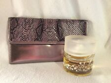 Rare! AVON 'BeComing Pretty' Perfume (tester) & Clutch