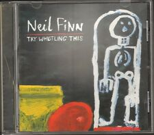 NEIL FINN Try Whistling This CD 13 track 1998 Related Crowded House Split Enz
