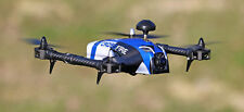 AZSZ2802A Ares Crossfire RC Radio Control Racing Quad Drone New & Boxed - Blue