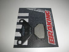 BRAKING PASTIGLIE FRENO POSTERIORE SACHS 500 MAD ASS  2005 - 125 ZZ 1999