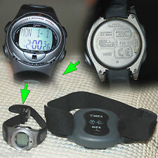 Timex Triathlon RSS 210 568 Watch & ep9 tmxm850/3348a-12181 sensore GPS fitness