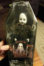 LIVING DEAD DOLLS ELEANOR VARIANT SLIGHT COFFIN DAMAGE MIP NEW SEALED HALLOWEEN