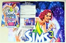 The Sims 3:Showtime Katy Perry Collector's Edition(WIN/MAC) NEW CODE/Multilingul