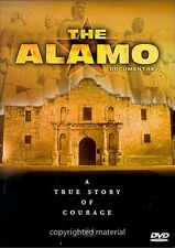 Alamo: A True Story of Courage, the (DVD, 2004), New
