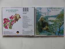 CD Album JONI MITCHELL For the roses 7559-60624-2