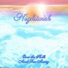 Nightwish Over The Hills And Far Away Limited Edition Blue Vinyl LP Record New