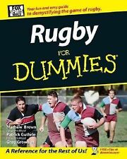 Rugby For Dummies (For Dummies (Lifestyles Paperback))