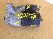 Renault laguna starter motor 1.8 16v 01-05