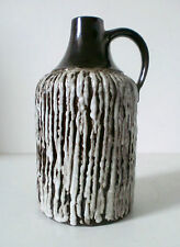 "60s Keramik Ceramano ""Syrakus"" pottery Vase west german ceramic Hanns Welling"