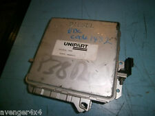 LAND ROVER RANGE ROVER P38 DIESEL 2.5 TD ENGINE ECU ENGINE MANAGEMENT ECU