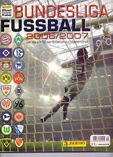 Panini Bundesliga 2006/07 aus Liste 10 Sticker aussuchen aus fast allen