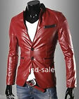 Custom Tailor Made All Sizes Genuine Leather Jacket Blazer Slim Fit Exclusive