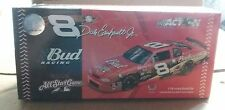"New Dale Earnhardt Jr #8 2002 Monte Carlo ""All Star Game"" Bud Racing 1/24"