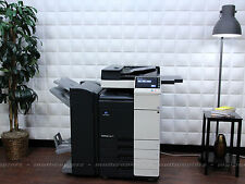 Konica Minolta Bizhub C364 Color MFP Copier Printer Scanner Fax ~ Bizhub C284