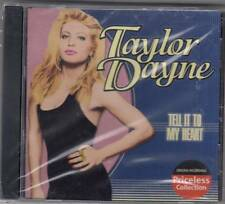 Taylor Dayne - Tell It To My Heart (CD 1999) NEU/Sealed !!!