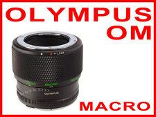 Olympus OM 65-116 Variable Extension Tube 20 38 80mm 135mm RING Macro Below LENS
