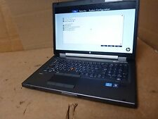 HP EliteBook 8760w LED Notebook 2.40GHz QUAD Core i7-2760qm 8GB LAPTOP NO HDD OS