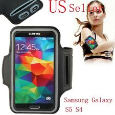 For Samsung Galaxy S4 IV I9500 S3 Exercise Running Arm Band Soft Cover Case