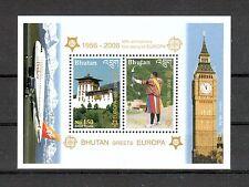 Bhutan Michelnummer Block 477 A postfrisch (intern: 50 Jahre Cept: 15 )