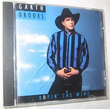 Ropin' the Wind by Garth Brooks CD, Sep-1991, Capitol Nashville Free Ship U.S.A.