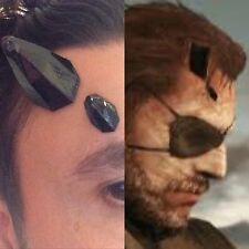 "MGS Metal Gear Solid 5 V The Phantom Pain Venom Snake ""shrapnel"" cosplay"