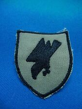 SOUTH AFRICA AFRICAM ARMY MILITARY PATCH 47mm