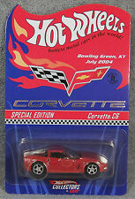 HOT WHEELS ~ 2005 CORVETTE C6 ~ HW COLLECTORS.COM ~ RED