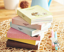 Stationery toy gift cute girl Korea cookyshop notebook pocketbook note book 1pc