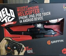 Griffin Technology GC30014 Helo TC Assault Touch-Controlled Helicopter NEW
