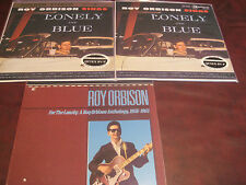 ROY ORBISON Lonely & Blue CLASSIC RECORDS  200 GRAM STEREO & MONO LPS +ANTHOLOGY