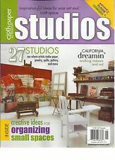 CLOTH PAPER SCISSORS,STUDIOS, SPRING, 2012 ( INSPIRATION & IDEAS FOR ART & CRAFT