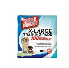 Puppy Training Pads - XL- 10 ct - 28 x 30 Inch - Super Absorbent