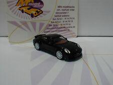 """Herpa 028615 # Porsche 911 Turbo Baujahr 1998 in """" schwarz """" 1:87 NEU"""