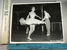 Rare Original VTG Janet Leigh Tommy Rall My Sister Eileen Dancing Movie Photo