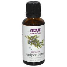 Juniper Berry (100% Pure), 1 oz - NOW Foods Essential Oils