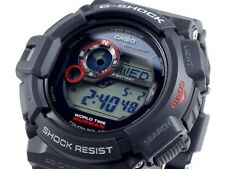CASIO MUDMAN G-Shock G9300-1 G-9300-1 Black Tough Solar Free Ship
