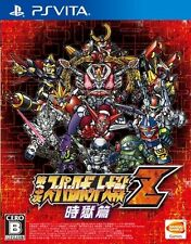 Used PlayStation PS Vita Dai-3-Ji Super Robot Taisen Z Jigoku-hen